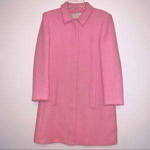 ❣️ZARA Basic Pink Dust Coat